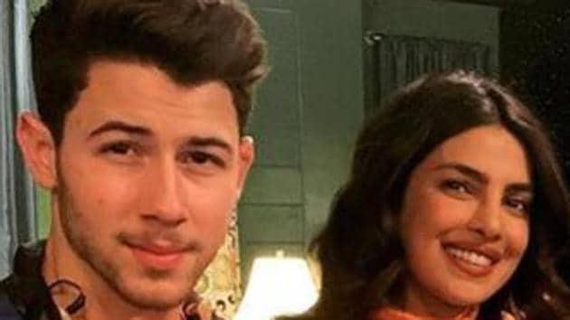 Priyanka Chopra enjoys her first Jonas Brothers' concert in Atlanta.