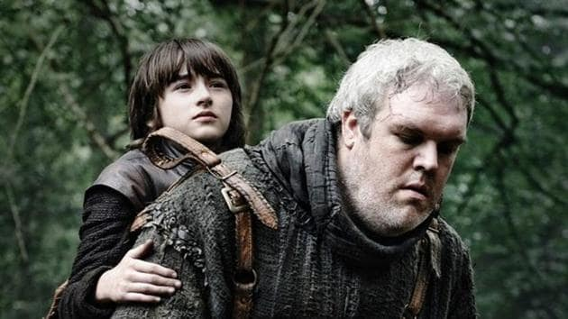 Bran Stark accidentally causes the death of Hodor on Game of Thrones.