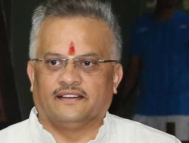 Ranjeet Natu, secretary, Pune District Metropolitan Badminton Association.(HT/PHOTO)
