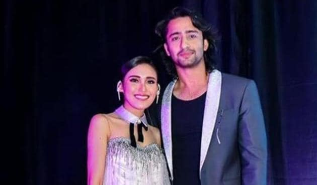 Shaheer Sheikh and Ayu Ting Ting dated for four months, four years ago.