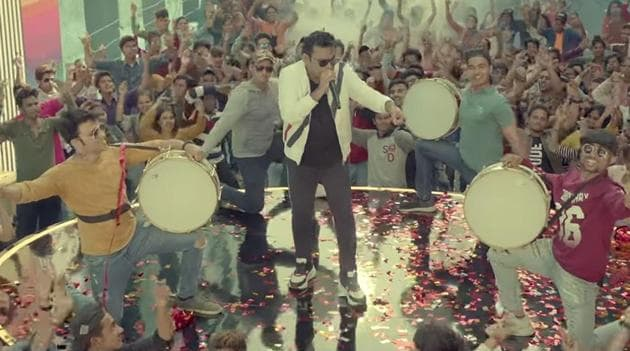 AR Rahman in Marvel Hindi anthem video.