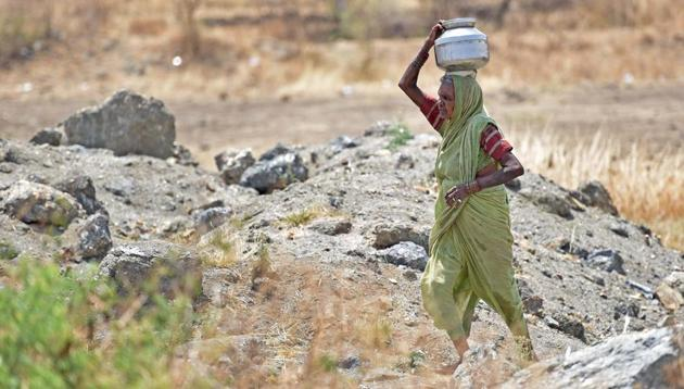 Central Maharashtra is largely dependent on the water released from the dams in western Maharashtra, which also leads to disputes between the two regions every monsoon(Hindustan Times)