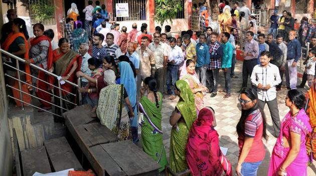 Bargarh Lok Sabha constituency in Odisha will vote on April 18.(PTI file pphoto)