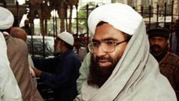 Masood Azhar led Jaish-e-Mohammad took responsibility of the Pulwama attack in February in which 40 CRPF personnel were killed.(AFP)