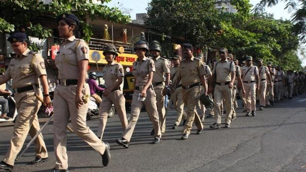 PCMC police chief suspends 3 cops for delay in lodging of POCSO case (Photo by Praful Gangurde/ HT Photo)