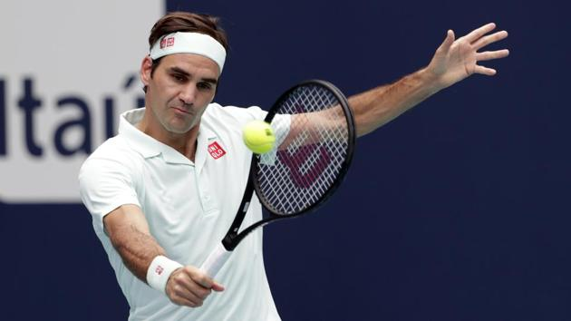 File image of Roger Federer.(AP)