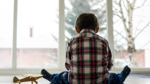 The 340 million euro ($380 million) plan was launched last year as France lags behind other developed countries on providing basic education and therapy for children with autism.(Shutterstock)