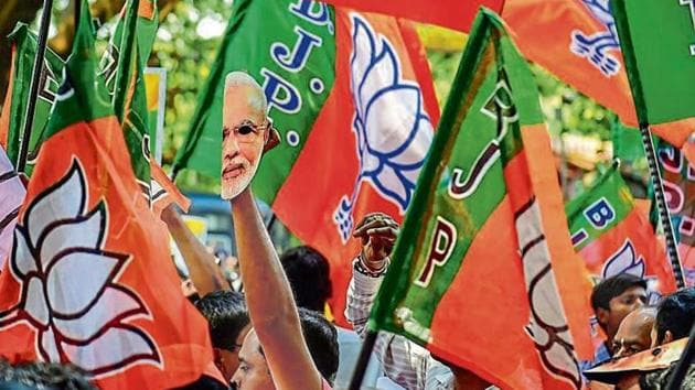 There may be some differences on policies, but Sangh leadership is clear that it wants Modi back.(PTI Photo)