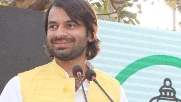 Tej Pratap is peeved at the RJD's decision to give his father-in-law and MLA, Chandrika Rai, a ticket from Saran seat, the reason why he has announced contesting from the seat as an independent.