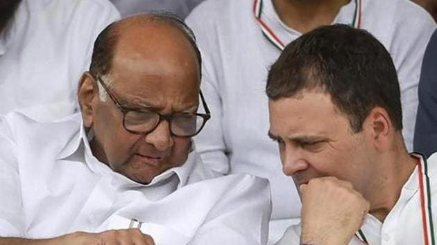 Mumbai's trade unions have decided to support the candidates of Congress-NCP alliance in the Lok Sabha elections.(PTI File)