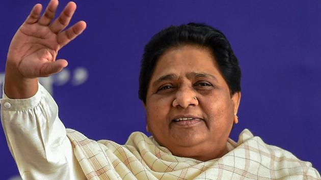 BSP President Mayawati will sound the poll bugle in Haryana in the first week of May and hold 3-4 election rallies in the state.(PTI)
