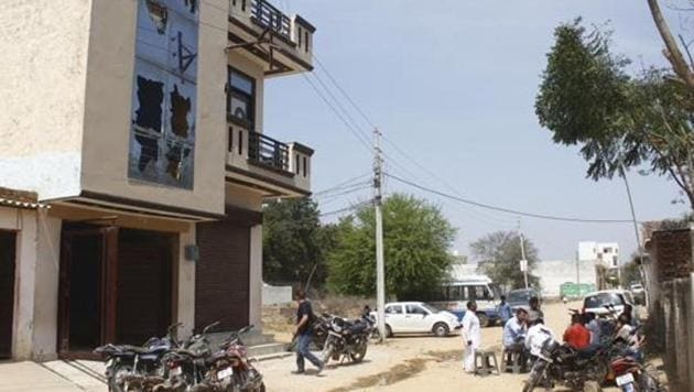 A city like Gurugram, which contributes to more than 70% of Haryana's revenue, has to depend on the state government for sanction and approval of projects. This(HT Photo / Used for representational purpose)