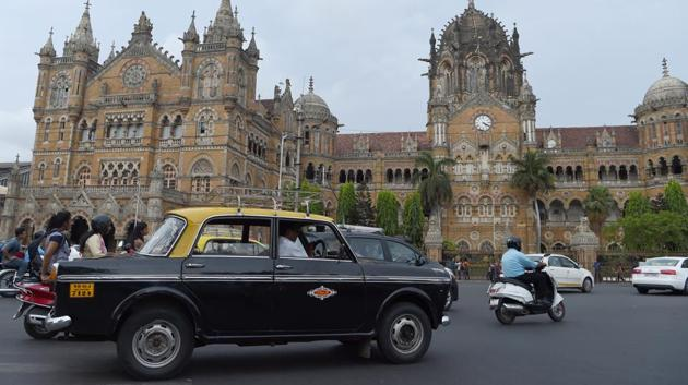 The EC may hire black-and-yellow cabs in the city limits, and autorickshaws in the suburbs of Mumbai on the voting day , April 29.(AFP)