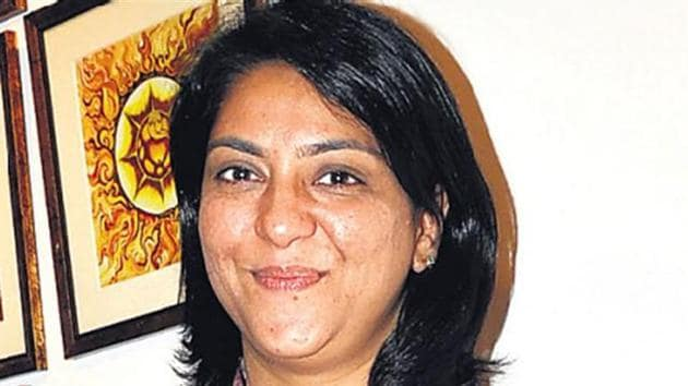 Priya Dutt is in the fray from Mumbai North Central constituency.