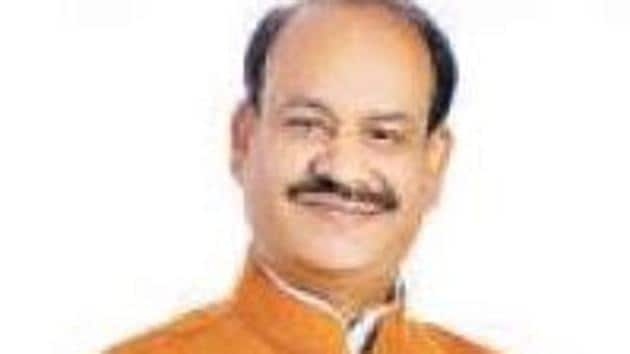 Om Birla is the sitting Kota MP who has been fielded again from the LS constituency by the BJP.(HT Photo)
