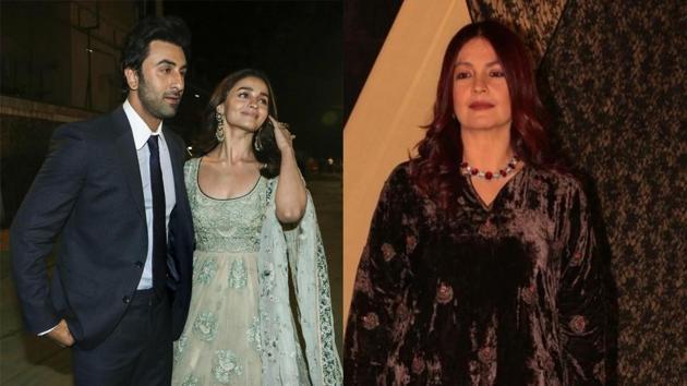 Pooja Bhatt spoke about her sister Alia Bhatt and her boyfriend Ranbir Kapoor in an interview to Hindustan Times.(PTI/IANS)