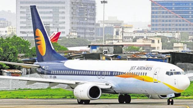 Jet Airways defers March salary payment to its 16,000 employees Photograph: ABHIJIT BHATLEKAR/MINT