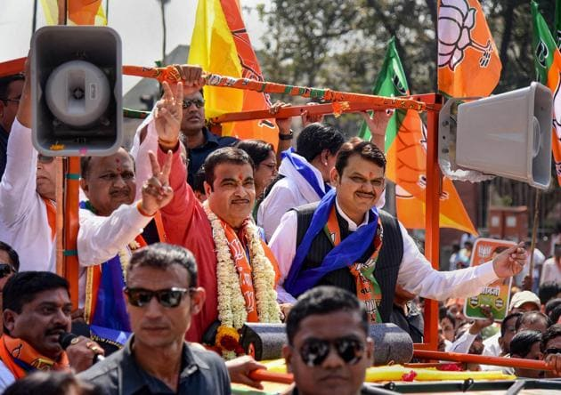 While Mumbai's candidates have started filing their nominations for the Lok Sabha elections from Tuesday, the BJP-Shiv Sena's pick for Mumbai North East has not been announced yet.(PTI)