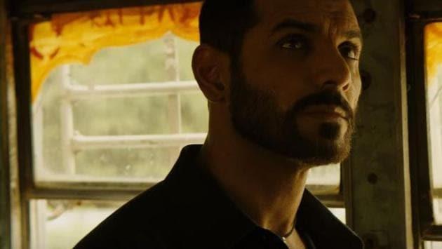 RAW - Romeo Akbar Walter movie review: John Abraham stars as three different characters.