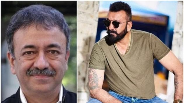 Sanjay Dutt has said he doesn't believe in the allegations of sexual assault made against Sanju director Rajkumar Hirani.(Instagram)