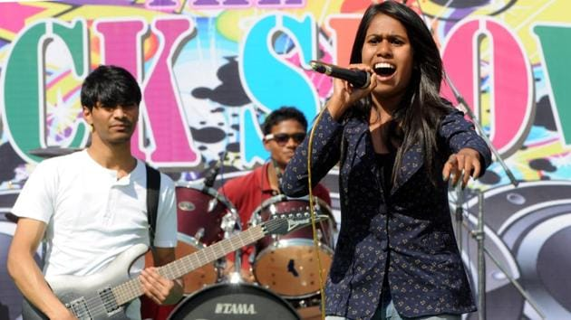 Ranchi's executive magistrate and SVEEP (systematic voters' education and electoral participation) in-charge Shweta Ved said that the rock show would be organized at St. Xavier's College on April 27.(Representative)
