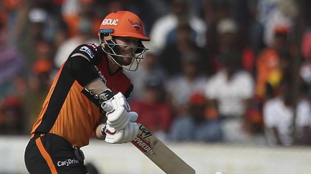File image of David Warner.(AP)
