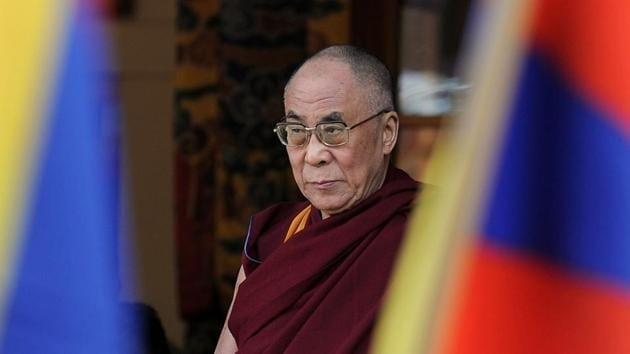 India is a country where religious harmony has existed for centuries and a few incidents of violence cannot become symbolic of the entire nation, Tibetan spiritual leader the Dalai Lama said on Thursday.(AFP)