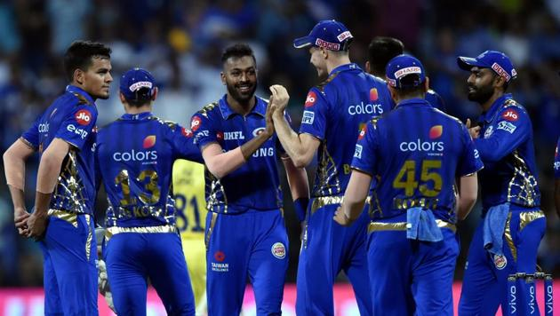 Ipl 2019 Mi Vs Csk All Round Hardik Pandya Shines As Mumbai Clinch Match By 37 Runs Hindustan Times
