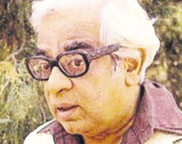 PL Deshpande was known for satire and sarcasm.(HT/PHOTO)