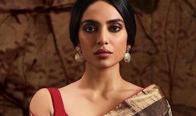 Shobhita Dhulipala in a still from Made in Heaven.