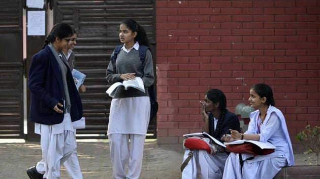 CBSE Board Results 2019: Answer book evaluation begins(Biplov Bhuyan/HT PHOTO)
