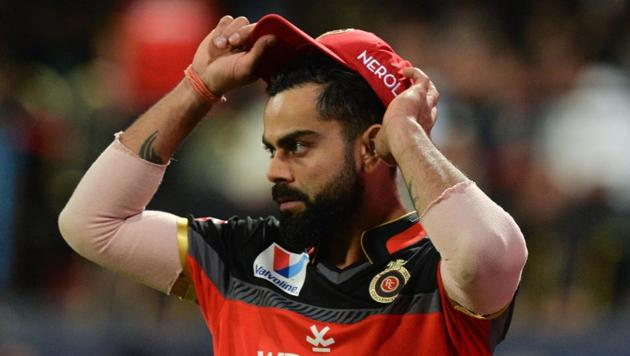File image of Virat Kohli(AFP)