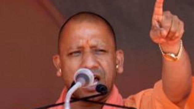 The Congress people use 'ji' to refer to (JeM chief) Masood Azhar to encourage terrorism, said Yogi Adityanath.