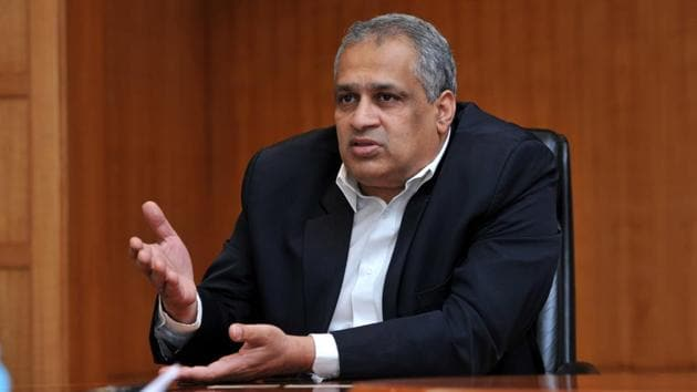Former director of IL&FS Hari Sankaran(Mint / File Photo)