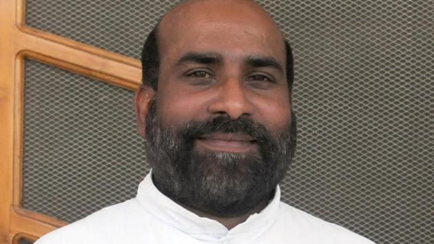 Father Anthony Madassary(HT Photo)