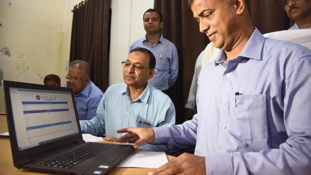 Bihar Board BSEB matric result 2019 declared(HT File)