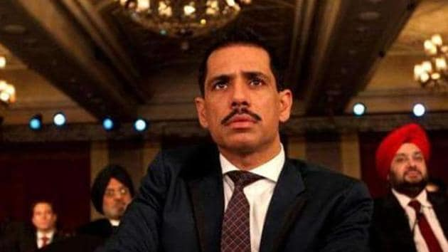 Vadra's post comes a day after the veteran leader, who had been relegated to the party's margdarshak mandal by the high command, put out a blog post(Sanjeev Verma/ HT Photo)