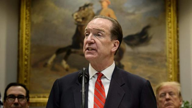 American David Malpass named World Bank president(AFP)
