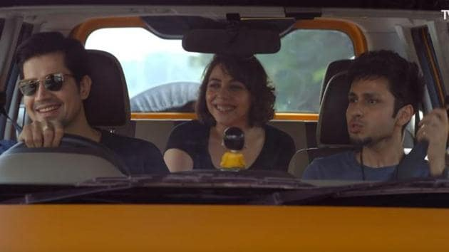 Tripling season 2 review: Sumeet Vyas, Amol Parashar, Maanvi Gungroo's road trip is as entertaining as the first.