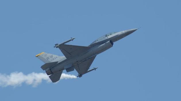 US officials have counted the F-16s in the fleet of Pakistan Air Force (PAF) and found none missing, contrary to New Delhi's claim that an Indian pilot flying a MiG-21 downed one of the fighter planes in a February 27 aerial skirmish, a US publication reported on Friday.(Hemant Mishra/Mint File Photo)