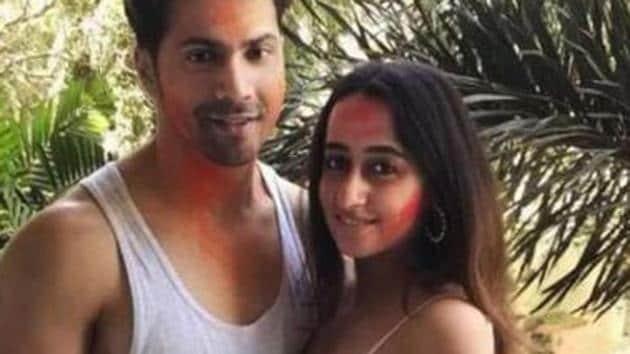 Bollywood actor Varun Dhawan and Natasha Dalaal are childhood sweethearts.