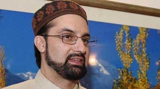 Mirwaiz Umar Farooq(File photo)