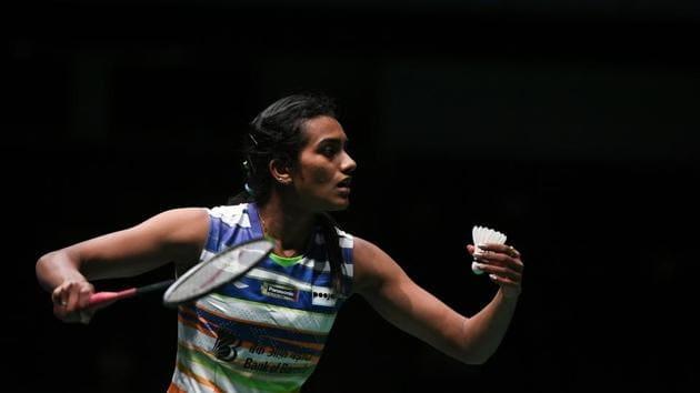 File image of PV Sindhu(AFP)