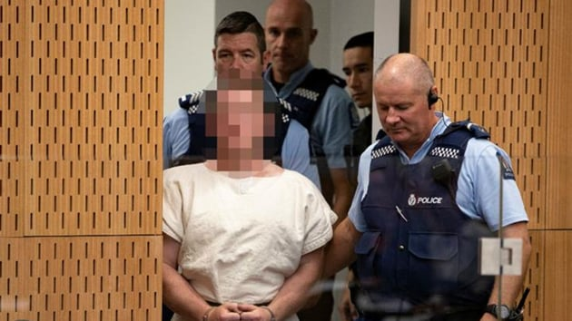 """The phrase referred to a white supremacist novel that inspired hate crimes and terrorist acts and alluded to the public execution of """"race traitors"""" such as professors, lawyers and journalists, according to the ABC.(AFP File)"""