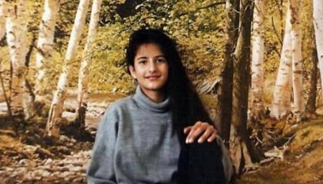Katrina Kaif shared a throwback picture on Instagram.(Instagram)