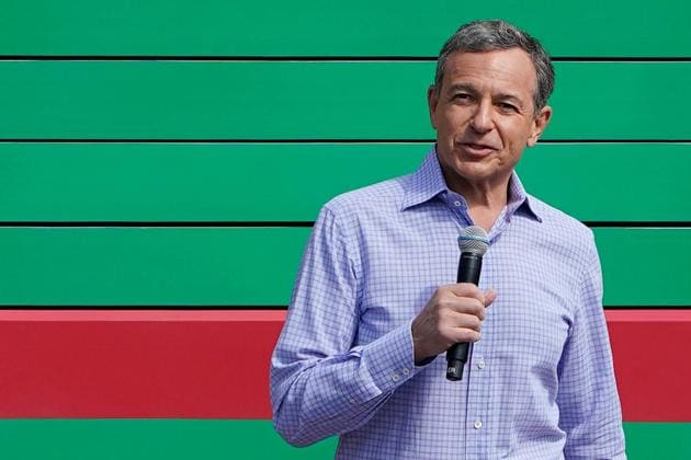 Social media is the most powerful marketing tool an extremist could ever hope for, said Disney CEO Bob Iger(Reuters File)
