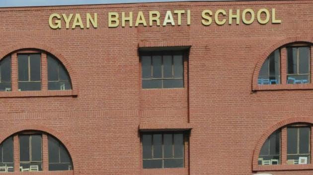 Gyan Bharti School, Saket(Hindustan Times File)