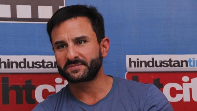 Saif Ali Khan reportedly plays a dad who refuses to grow up in the film, Jawani Jaaneman.(HT Photo)