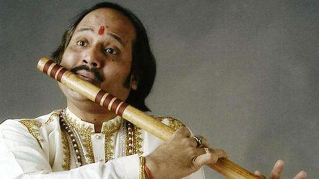 Flautist Ronu Majumdar's performance at the event will be one of the many acts you should catch .