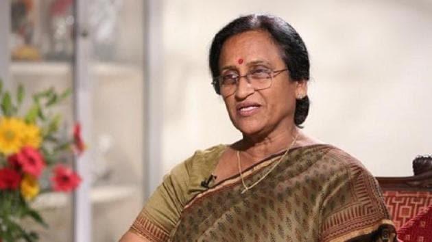 Senior Uttar Pradesh minister Rita Bahuguna Joshi(HT)